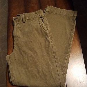 CHAPS RALPH LAUREN corduroy pants